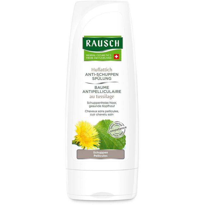 RAUSCH Huflattich Anti Schuppen Haarspülung