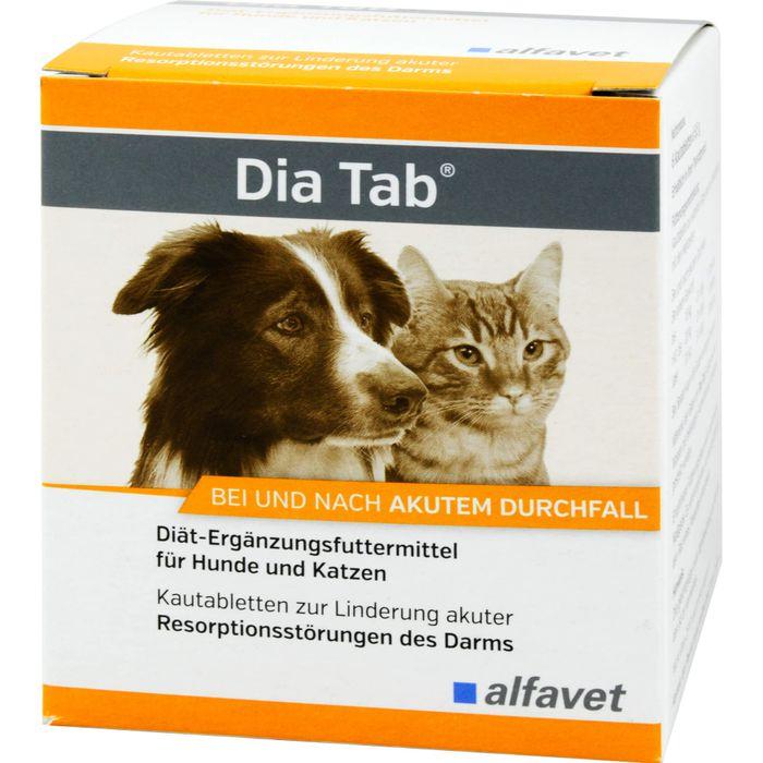 DIA TAB Kautabletten f.Hunde/Katzen