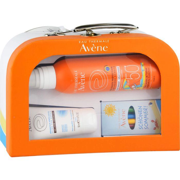 AVENE Kinder Sonnenspray Promopack+gratis Repairem