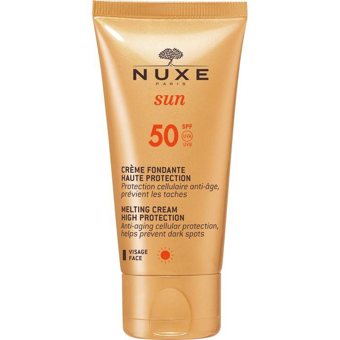 NUXE Sun Creme Visage LSF 50