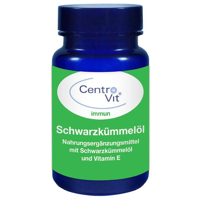 CENTROVIT Immun Schwarzkümmelöl Kapseln