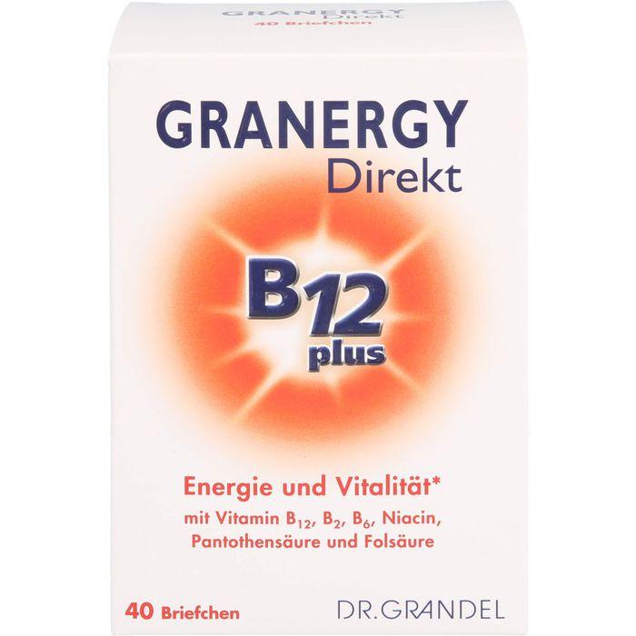 Dr. Grandel GRANERGY Direkt B12 plus Briefchen