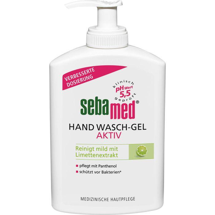 SEBAMED Hand Wasch-Gel aktiv