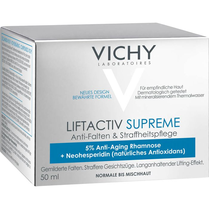 VICHY LIFTACTIV Supreme Tagescreme normale Haut