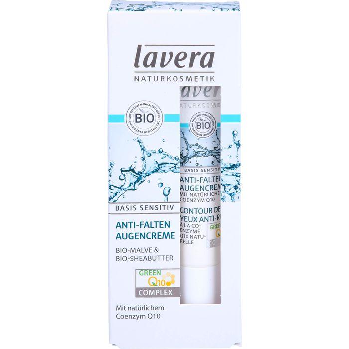 LAVERA basis sensitiv Augencreme Q10