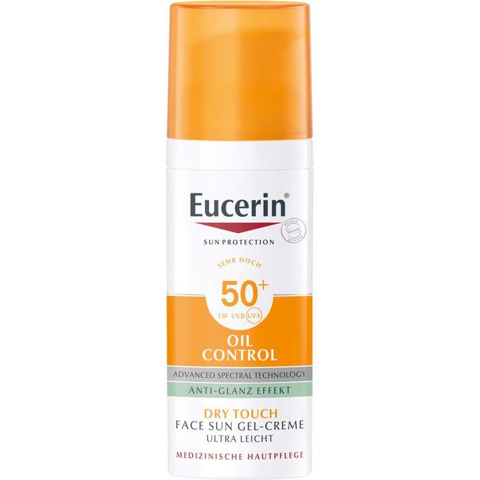 EUCERIN Sun Gel-Creme Oil Control LSF50+