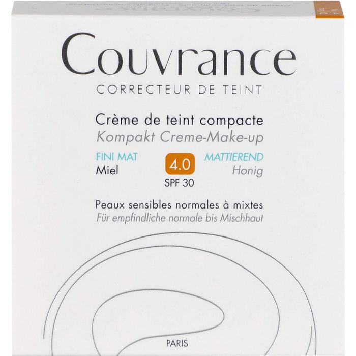 AVENE Couvrance Kompakt Cr.-Make-up mattierend honig 04