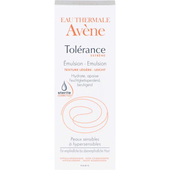 AVENE Tolerance Extreme Emulsion DEFI