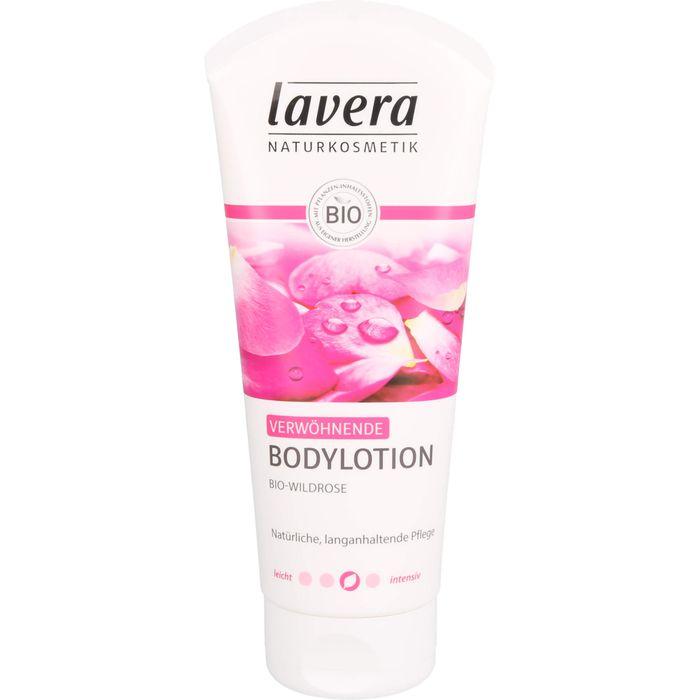 LAVERA Bodylotion Bio-Wildrose