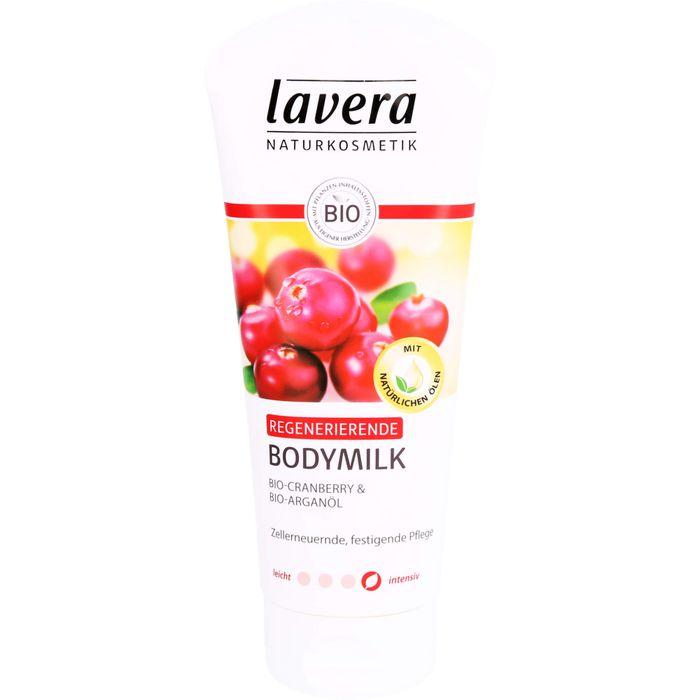 LAVERA Bodymilk Bio-Cranberry+Bio-Arganöl