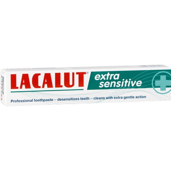 LACALUT extra sensitive Wirkzahncreme