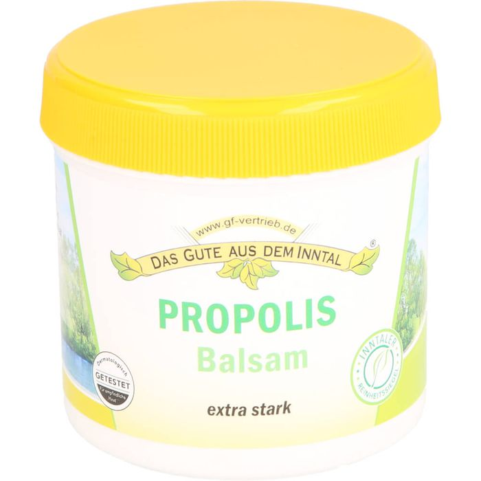 PROPOLIS BALSAM extra stark im Tiegel