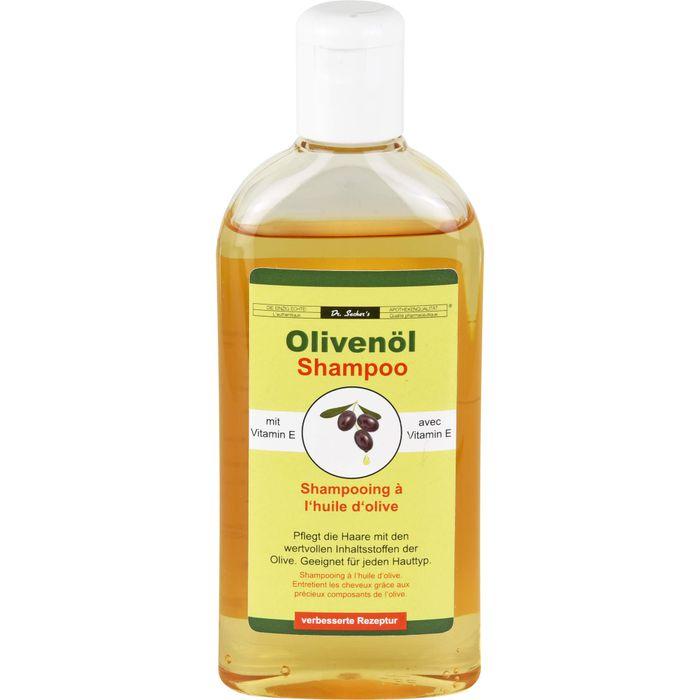 OLIVENÖL SHAMPOO mit Vitamin E