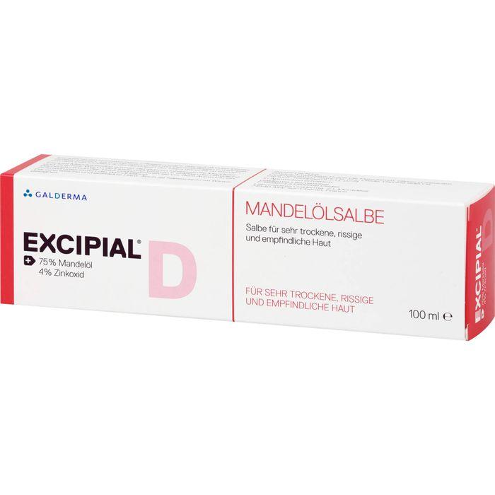 EXCIPIAL Mandelöl-Salbe