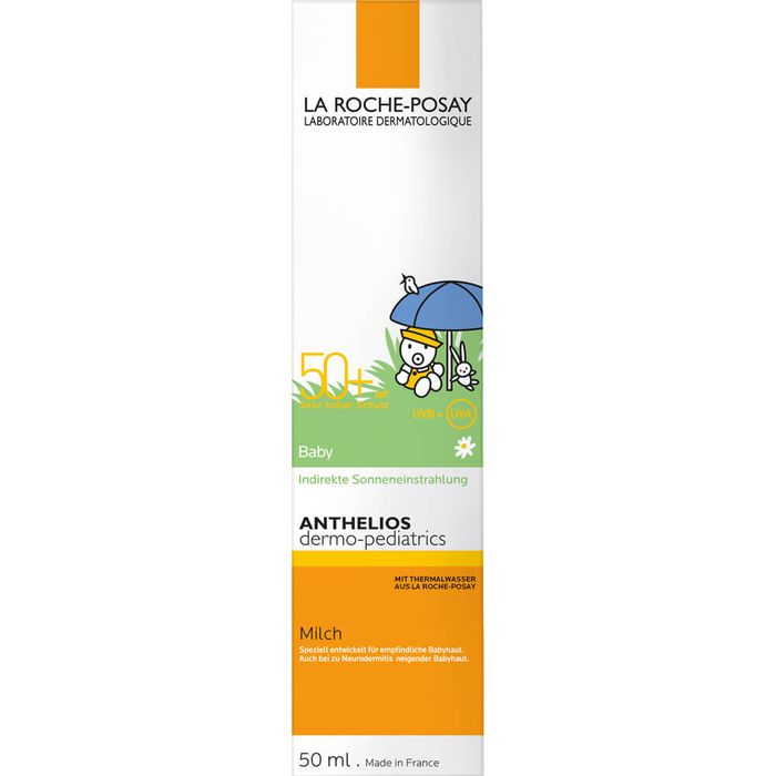 ROCHE POSAY Anthelios Babymilch LSF 50+ 50 ml