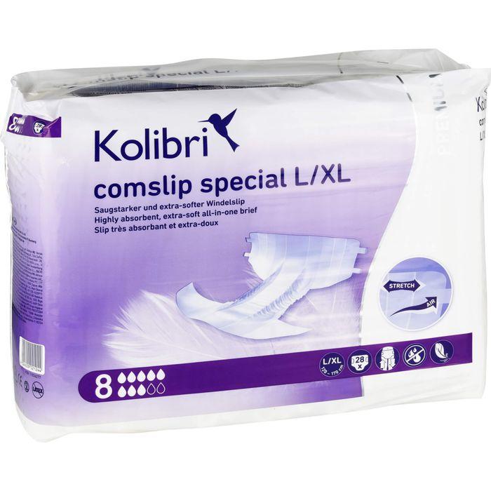 KOLIBRI comslip premium special L/XL 120-170 cm