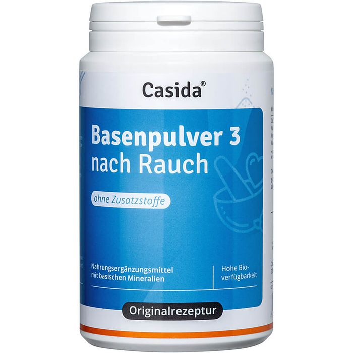 Casida BASENPULVER 3 nach Rauch