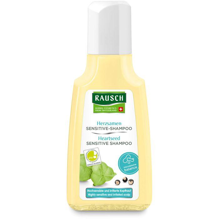 RAUSCH Herzsamen Sensitive Shampoo hypoallergen