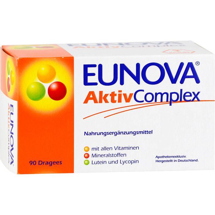 EUNOVA AktivComplex Dragees