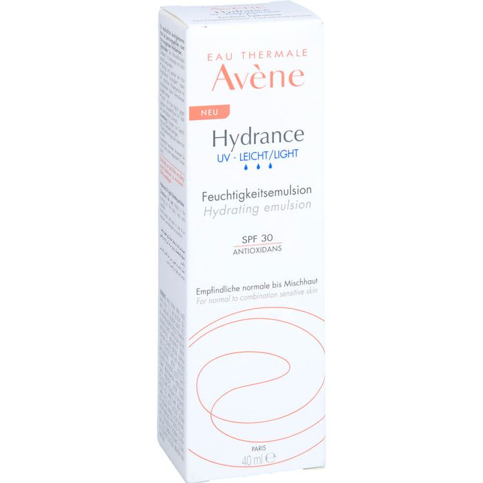 AVENE Hydrance UV leicht Feuchtigkeitsemuls.SPF 30