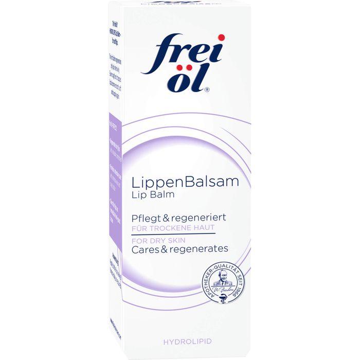 FREI ÖL Hydrolipid LippenBalsam