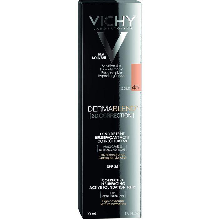 VICHY DERMABLEND 3D Make-Up 45
