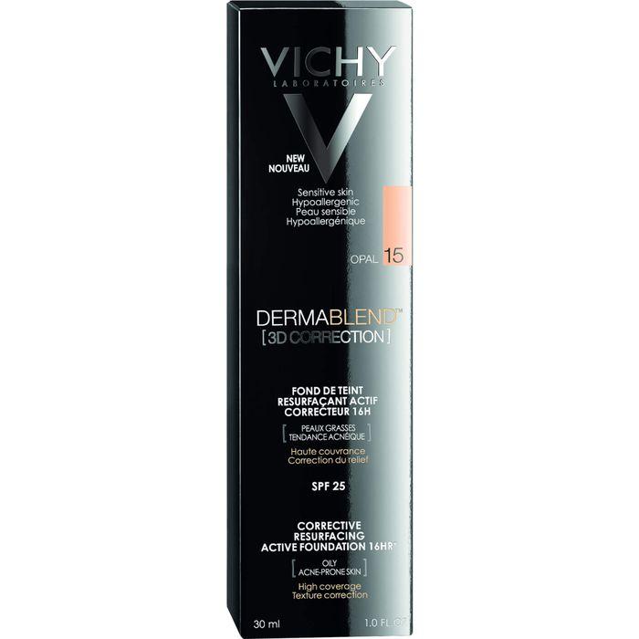VICHY DERMABLEND 3D Make-Up 15