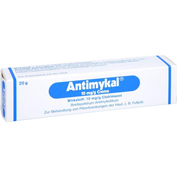 ANTIMYKAL 10 mg/g Creme