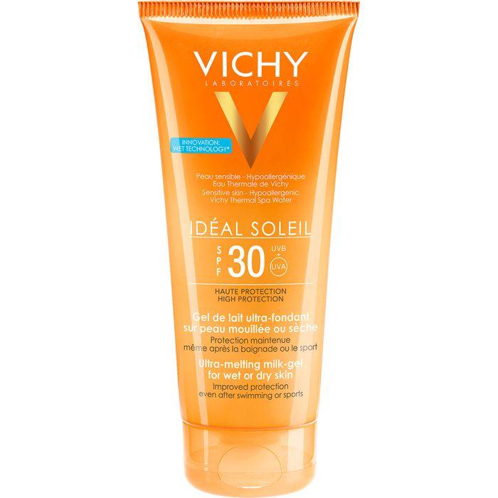 VICHY IDEAL Soleil WET Gel-Milch LSF 30