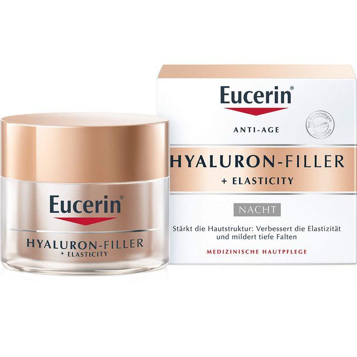 EUCERIN Hyaluron-Filler +Elasticity Nachtcreme