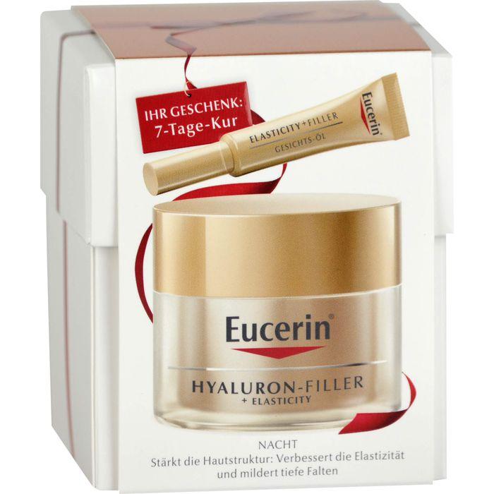EUCERIN Anti-Age Elasticity+Filler Nachtcreme 50 ml..