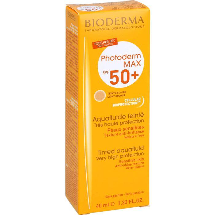 BIODERMA Photoderm Max Aquafluid SPF 50+ hell