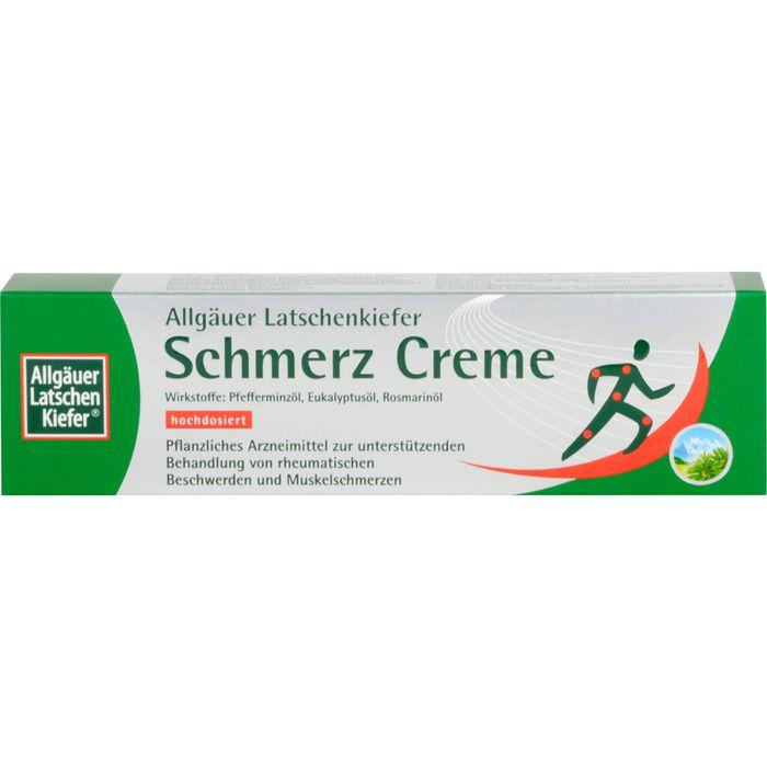 Allgäuer Latschenkiefer Schmerz Creme