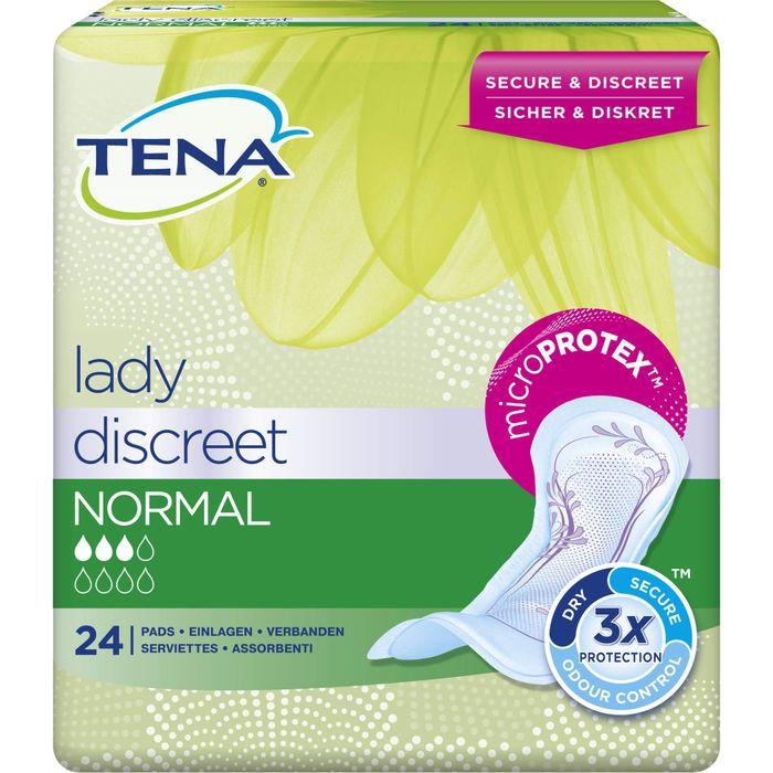TENA LADY Discreet Einlagen normal