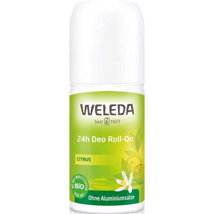 WELEDA Citrus 24h Deo Roll-on