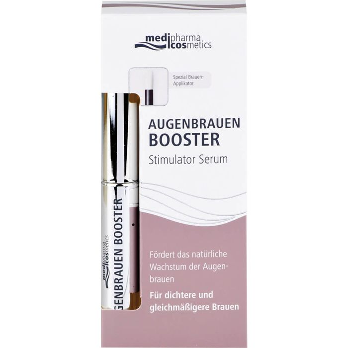 Medipharma Cosmetics AUGENBRAUEN Booster