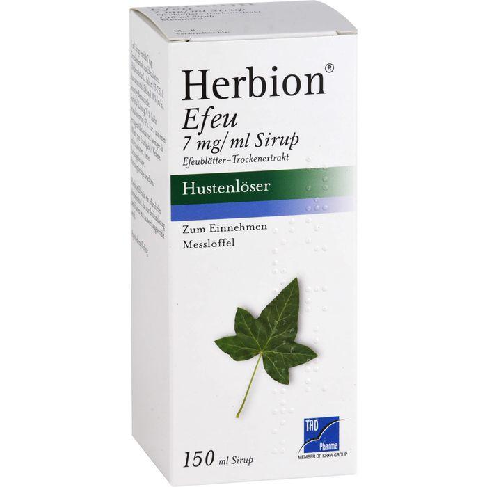 HERBION Efeu 7 mg/ml Sirup
