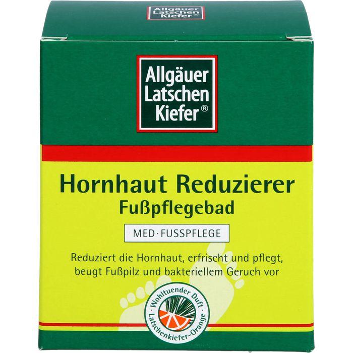 Allgäuer Latschenkiefer Hornhaut Reduzier.Fußpflegebad