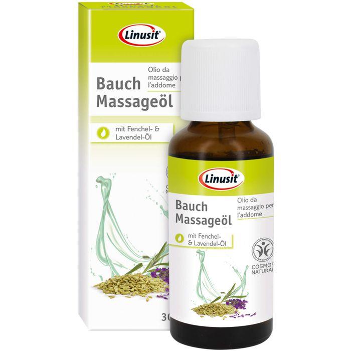 LINUSIT Bauch Massageöl