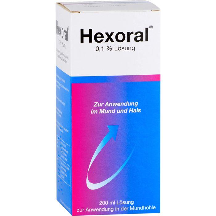 HEXORAL 0,1% Lösung