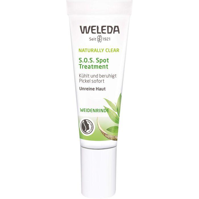 WELEDA NATURALLY CLEAR S.O.S. Spot Treatment mini