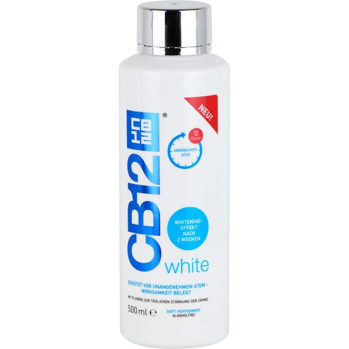 CB12 white Mund Spüllösung