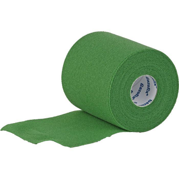 GAZOFIX color Fixierbinde kohäsiv 8 cmx20 m grün