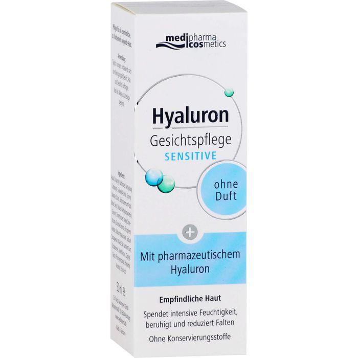HYALURON GESICHTSPFLEGE sensitive Creme