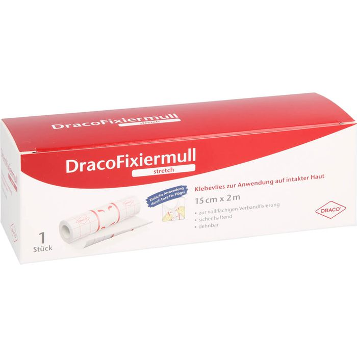 DRACOFIXIERMULL stretch 15 cmx2 m