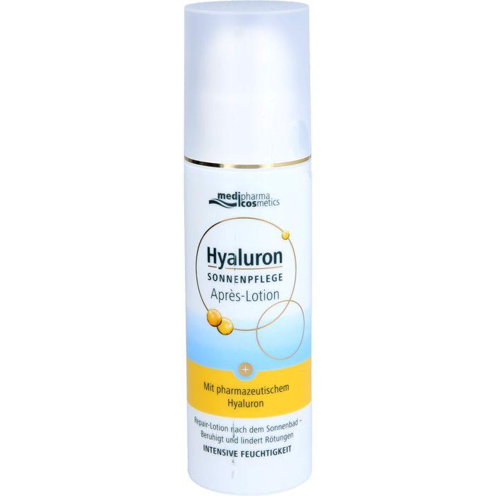 Medipharma Cosmetics HYALURON Sonnenpflege Apres Sun Körper