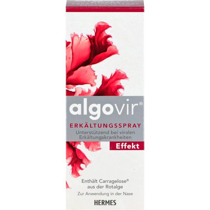 ALGOVIR Effekt Erkältungsspray