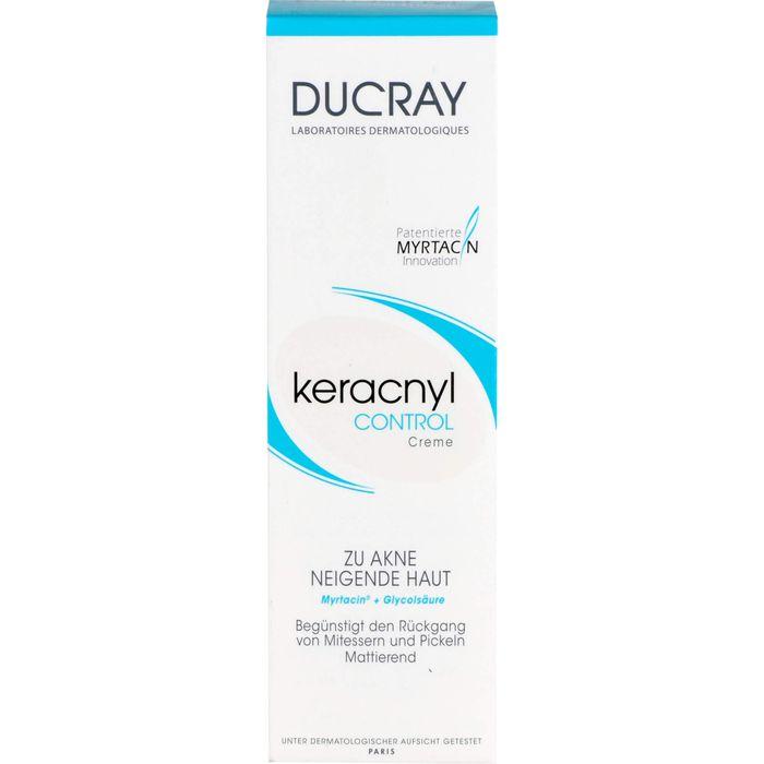 DUCRAY keracnyl Control Creme