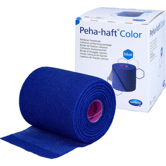 PEHA-HAFT Color Fixierb.latexfrei 10 cmx20 m blau
