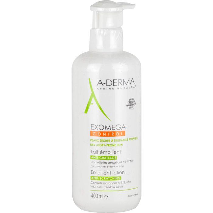A-DERMA EXOMEGA CONTROL INTENSIV Körpermilch